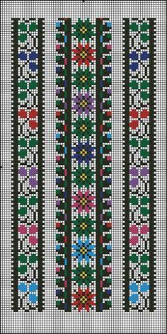 123 Cross Stitch, Cross Stitch Bookmarks, Cross Stitch Needles, Cross Stitch Borders, Crochet Borders, Cross Stitch Designs, Cross Stitching, Cross Stitch Embroidery, Cross Stitch Patterns