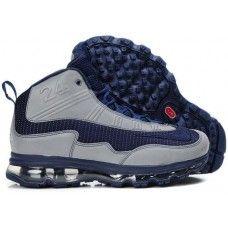 d3120b48b72 Nike Air Max JR Fall 2011 Ken griffey sneakers navy blue gray. Adela  Charles · Basketball Shoes