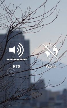 so true. the cruel world disappears and is replaced with BTS's love and reassurance