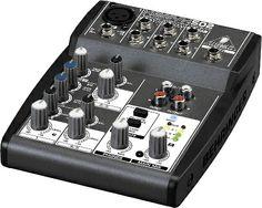 Behringer Xenyx 502 - Mixere