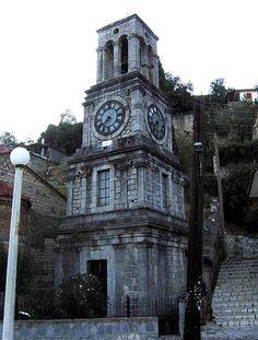 Clock Tower - Lagadia, Arcadia