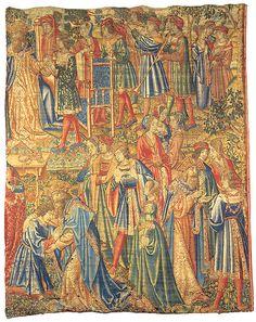 Artesplorando: L'arazzo Ottoman Flag, Pieter Bruegel The Elder, Antique Pictures, Tapestry Weaving, 16th Century, African Art, Textile Art, Fresco, Renaissance