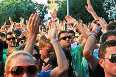 Music Festivals in Europe // Active Backpacker