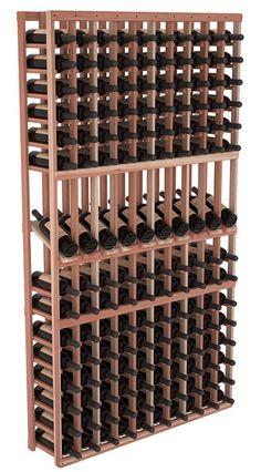 Wine Racks America, Wine Cellar Racks, Wine Cellars, Bar A Vin, Bottle Display, Wine Case, Wine Cabinets, Wood Display, Italian Wine