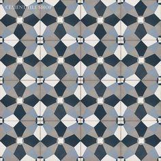 Cement Tile Shop - Handmade Cement Tile | Altamont. Designed by Anna Burrous.