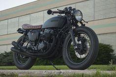 Wabi-Sabi - Honda CB750K Custom Cafe Racer - Can I just have this!!!