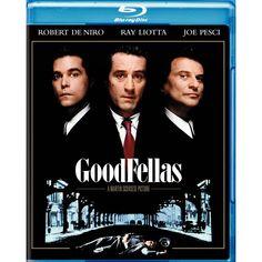 GoodFellas (Blu-ray), Movies