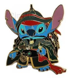 DSF Pirates of the Caribbean Stitch Pin