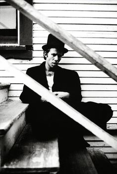 Anton Corbijn. Tom Waits
