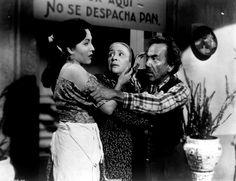 AMANDA DEL LLANO Y LOS HERMANOS LUPE Y MIGUEL INCLAN -CUANDO LOS HIJOS PECAN
