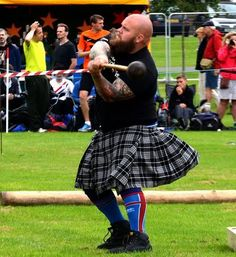 Guide to Scottish Highland Games