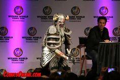 Nord from the Elder Scrolls Online at Wizard Con Richmond Virginia 2014