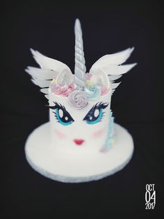 Unicorne Cake, Cakes, Birthday Candles, Mudpie, Cake, Pastries, Pies, Layer Cakes, Snack Cakes