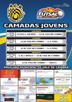 ACR: Futsal [formação] > 25 e 26 Jan 2014 #ValeDeCambra #futsal