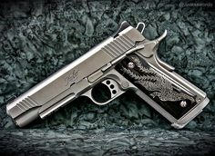 Manufacturer: Kimber Mod. TLE/RL II Type - Tipo: Pistol Caliber - Calibre: 45 ACP Capacity - Capacidade: 7 Rounds Barrel length - Comp.Cano: 5 Weight - Peso: 1105...