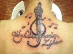 Image result for mic tattoo designs