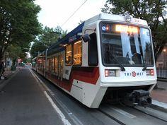 Tri Met Portland Oregon Light Rail