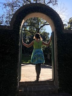 Hot Town Cool Girl: Bayou Bend: Mansion and Beautiful Garden in the City // Things To Do In Houston