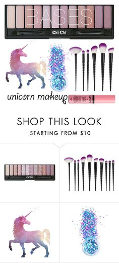 """""""◇SOFT MAGIC◇"""" by tamsy13 ❤ liked on Polyvore featuring beauty, In Your Dreams, NYX and unicornmakeup"""