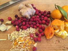 Cranberry Recipes: Sauce, Butter, Syrup And Scones | Here & Now
