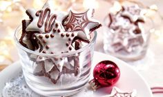 Mandel-Kakao-Sterne Rezept   Dr.Oetker
