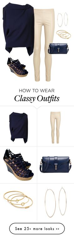 """Classy&Relax"" by simplicityaruba on Polyvore featuring Roland Mouret, The Row, Miu Miu, Michael Kors and Madewell"