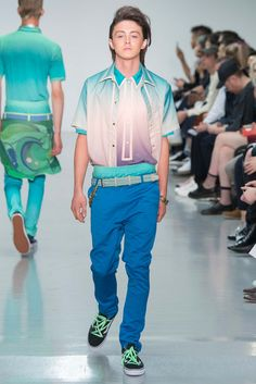 Katie Eary Spring Summer 2016 Primavera Verano #Menswear #Trends #Tendencias #Moda Hombre - London Collections MEN