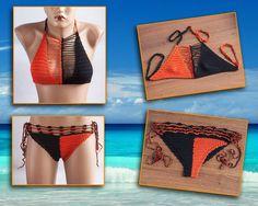 2016 Crochet Swimwear Crochet swimsuit #crochet #crochettop#crochetswimwear #crochetbikinis #crochetswimwear #swimwear #etsyusa #etsyuk #beach #beachtime #florida #floridabeach #sandiego #swimsuit #miamibeach #miami #newyork #newyorkcity #onthebeach #beachtime #beach #etsyelite #etsyeurope #etsyshop #etsyfavorites #canada #summervacation #summergirl #etsyfashion #etsygifts #sanfrancisco #california #israel by galka_ukrainian