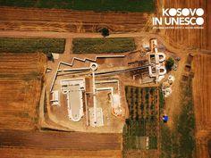 Ancient city of Ulpiana, established in the 1st century. #archaeology #kosovo #unesco #kosovoinunesco