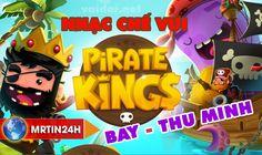 Nhạc Chế: Unfriend Pirate Kings (theo phong cách: Bay - Thu Minh)