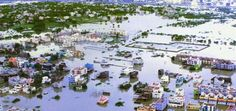Unfortunate Chennai floods created nothing less than devastation there. It is said that this is the worst floods one has seen in the past 100 years. Such is the scale. Many parts of Chennai is sink...