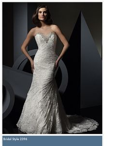 Dress #6 from Alfred Angelo