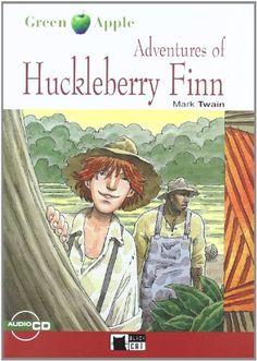 Adventures of Huckleberry Finn. Mark Twain. Vicens Vives, 2014