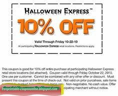 photograph about Halloween Express Printable Coupon titled 41 Suitable specific coupon codes photographs inside of 2016 Specific discount codes