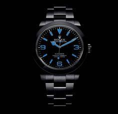 Nuevo reloj Rolex Explorer - Baselworld 2016                              …