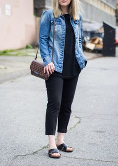 Transitioning your outfits into spring - Vancouver fashion blog