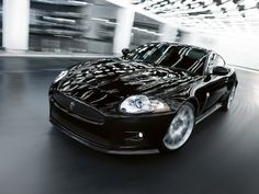 Jaguar XKR-S - Absolutely Stunning!