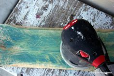 How to Create an Authentic, Weathered Paint Finish