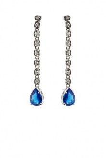 My Giving jewel drop earrings