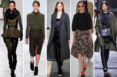 The Top 10 Trends From the New York Fashion Week Fall Runways