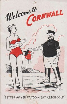 'WELCOME TO CORNWALL'       ✫ღ⊰n