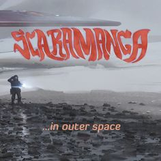 In Outer Space by Scaramanga, released 23 November 2015 .In Outer Space Space Elevator Golem's Mind Pyramid Talks Moontrain Medveď (Bear) Full album recorded, mixed and mastered independently in Kosice, Slovakia Stoner Rock, 23 November, Outer Space, My Arts, Graphic Design, Album, Logo, Music, Pictures