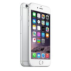 Amazon.com: Apple iPhone 6 16GB Factory Unlocked GSM 4G LTE Smartphone, Silver (Certified Refurbished): Cell Phones & Accessories