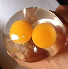 When you're stressed, SQUEEZE THE EGG!                                                                                                                                                                                 More