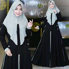 Next Vira by Humaira Hijab Hijab Fashion, Fashion Dresses, Hijab Style Dress, Muslim Women, Diet, Design, Fashion Show Dresses, Trendy Dresses, Stylish Dresses