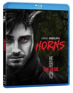 Daniel Radcliffe and Juno Temple star in the genre mash-up Horns releasing on Blu-ray and DVD January 6th.