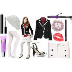 """Massie Block's Outfit From The Clique Movie"" by katie225 on Polyvore"