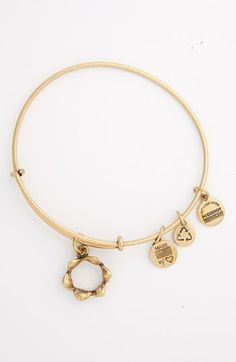 Alex and Ani 'Queen's Crown' Expandable Wire Bangle | Nordstrom | $38