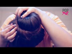 If you're looking for a quick and easy DIY hairstyle, we've got just the thing for you. Watch this how to make a donut bun video and get ready to rock! Donut Bun Hairstyles, Diy Hairstyles, Pretty Hairstyles, Hair Donut, Cute Donuts, Bun Maker, Bob Styles, Hair Brush, Hair Ties