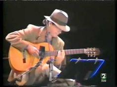 Silvio Rodriguez - Ojalá, definitely on the soundtrack of my life!:)